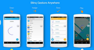 Blinq Lollipop Launcher