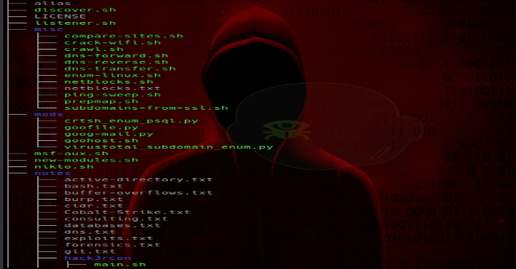Discover : Custom Bash Scripts Used To Automate Various Penetration Testing Tasks