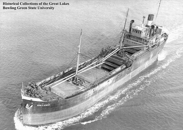US freighter David H. Atwater, sunk 3 April 1942 worldwartwo.filminspector.com