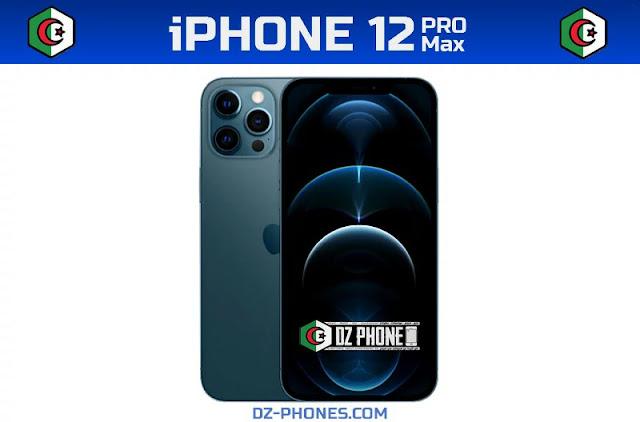 IPHONE 12 PRO MAX PRIX ALGERIE