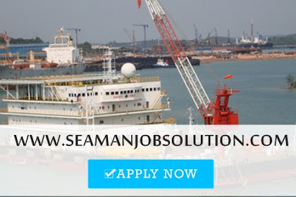 Crane Operator For Crane Barge (Indonesia)