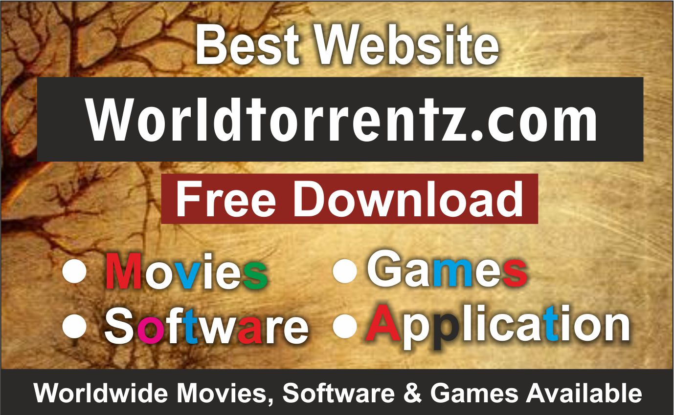 Best Website Free Download Movies, Software, Games and Much More - worldtorrentz.com