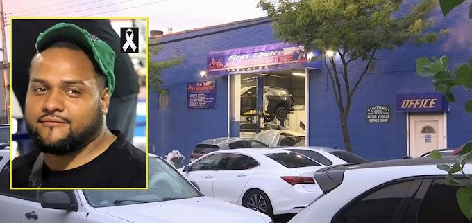 Operador dominicano de grúas asesinado de balazo en enfrentamiento con un adolescente en taller de mecánica en El Bronx
