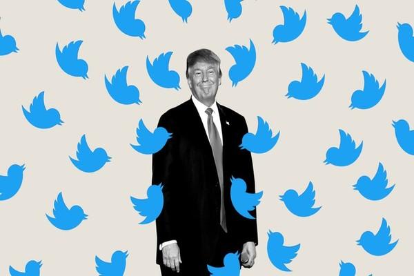 من جديد.. تويتر تحذف أحد فيديوهات ترامب