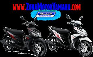 Harga Kredit Motor Yamaha Mio Z dengan Dp ringan