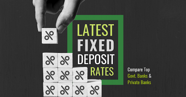 FD Interest Rate - निवेश पर चाहते हैं बेहतर रिटर्न, तो ये बैंक दे रहे हैं फिक्स्ड डिपॉजिट पर 7.5% तक ब्याज