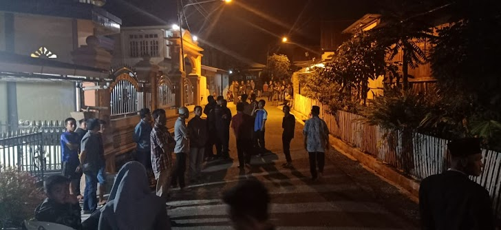Pemilihan BPD Koto Baru Tanah Kampung Diwarnai Kericuhan