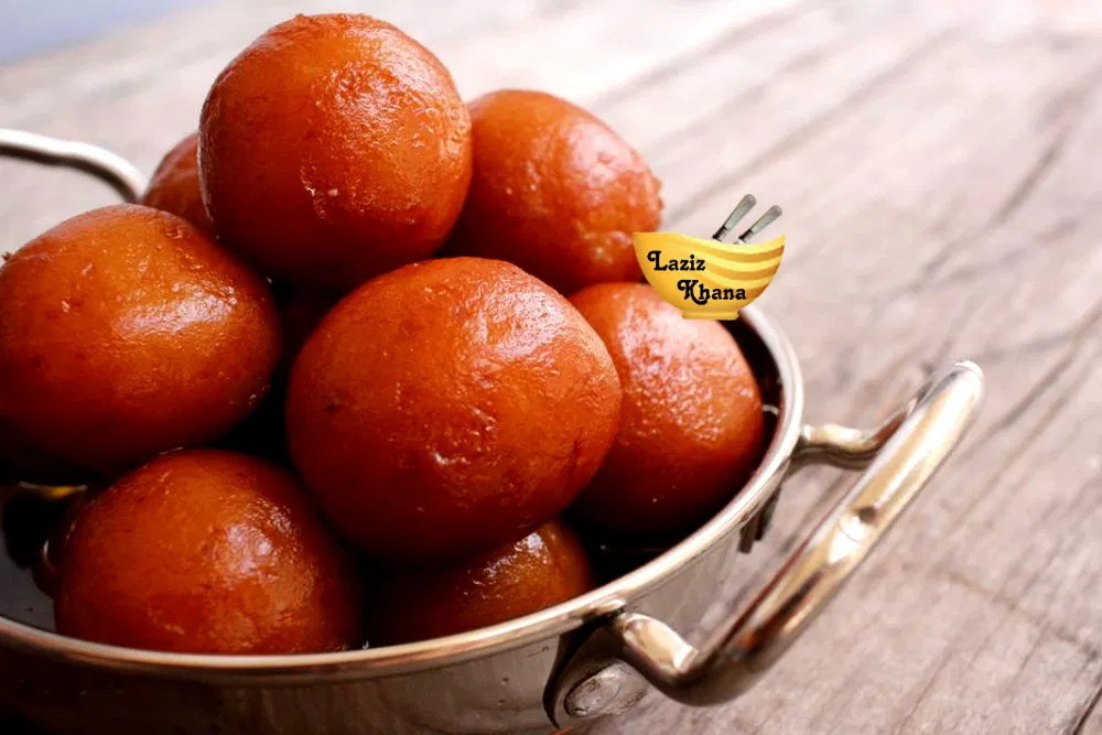 Rice Gulab Jamun Recipe in Hindi