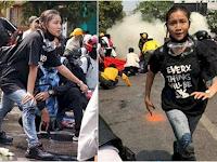 Namanya Ma Kyal Sin, Gadis Pemberani ini Tewas Ditembak Kepalanya Saat Ikut Berdemo Oleh Militer Myanmar