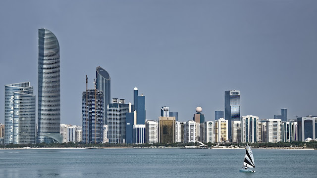 The UAE capital Abu Dhabi has extended a lockdown on the Corona virus epidemic for another week.