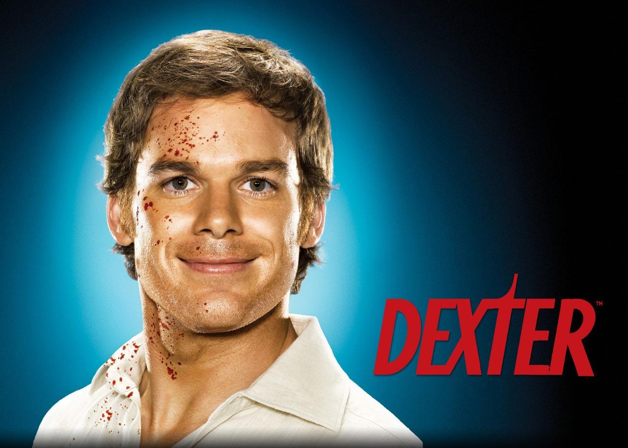 Póster promocional de Dexter (Showtime)