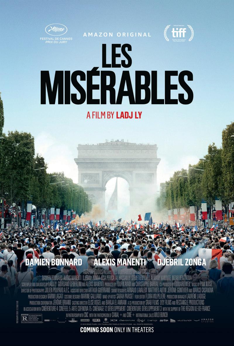 les miserables 2019 poster