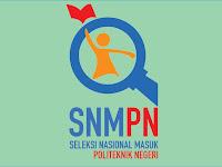 Pendaftaran Online SNMPN 2020/2021- Politeknik Negeri