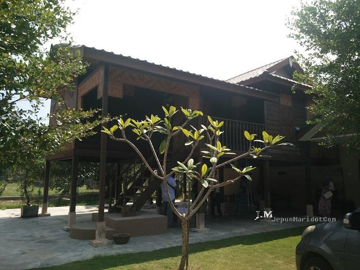 Resepsi di Tanjong Karang | Inap Desa Laman Haji Munjar