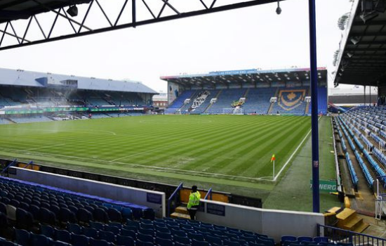 best stadiums in uk fratton park