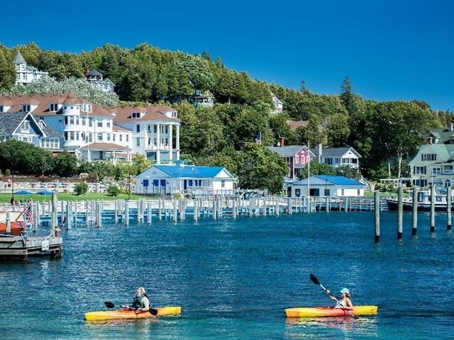 Mackinac Island Vacation Packages