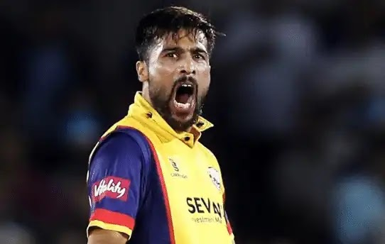Mohammad Amir Set to Return to England's T20 Blast This Year
