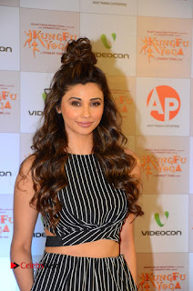 Actress Daisy Shah Stills at Kung Fu Yoga Film Premiere  0002.jpg