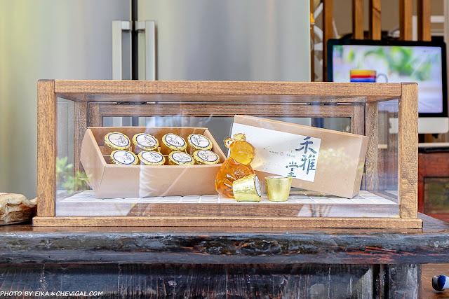 MG 6768 - 熱血採訪│台中超隱密老字號禾雅堂乳酪蛋糕,金色鋁箔包裹醇香乳酪,還有限定巧克力與抹茶口味新發售