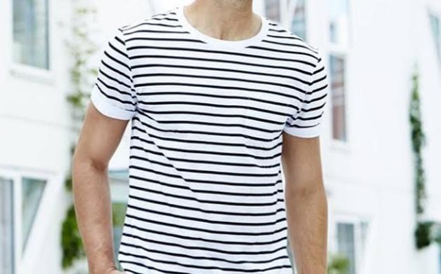 Pakaian untuk pria kurus