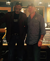 Jazz Legend Ron Carter James Walsh Threshold Recording Studios NYC