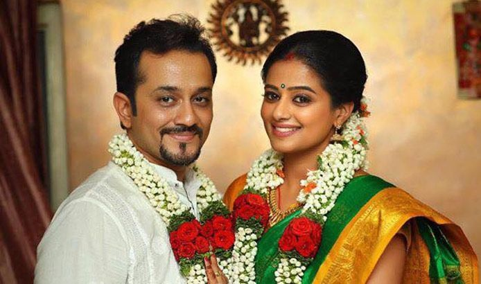 Actress Priyamani married Mustufa Raj |Wedding Photos