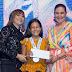 El Voluntariado Banreservas premia a los ganadores de la 50a edición del Concurso de Pintura Infantil Navideño