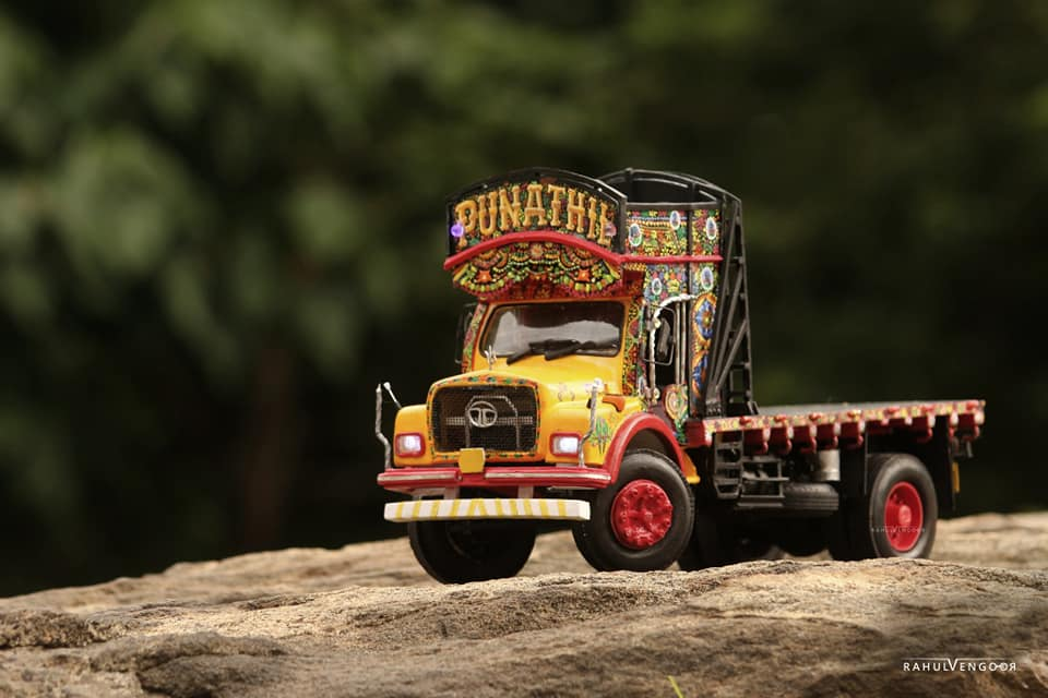 Miniature Lorry