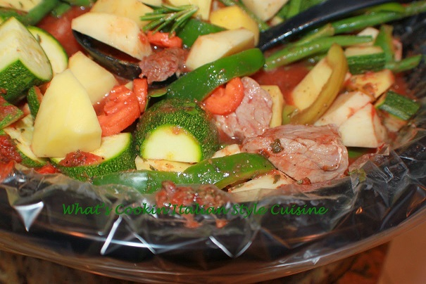 this is a slow cooker pot of stew