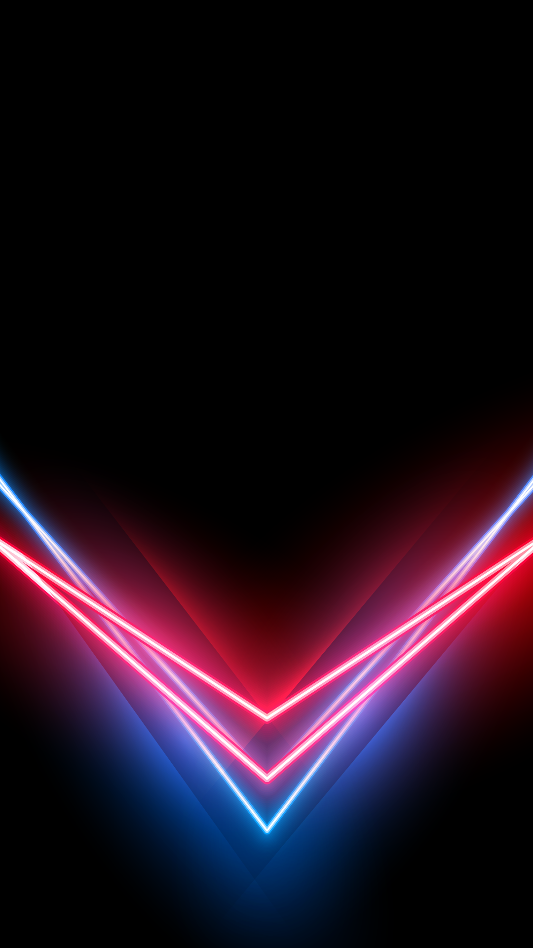 amoled neon lines background wallpaper 4k