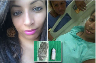 Woman Born Without V*gina Has One Made Out Of Fish Skin (Photos)