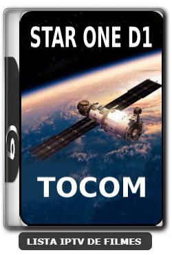 Keys Satélite 84w star one d1 tocom Servidor Tsscamd - 25/04/2021