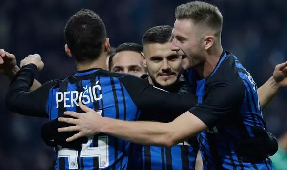 AGEN BOLA - Inter Milan Semakin Mendekati Puncak Klasemen Seri A