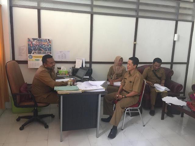 Irwan Baso S.STP, Jabat Pelaksana Tugas Kadis PMD Selayar