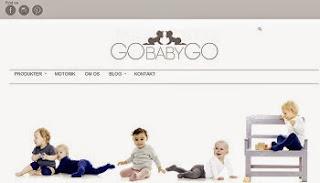 edcdb6a65df Mange af os har glatte gulve, hvilket gør det svært for baby at komme i  gang med at kravle. Derfor har det danske firma GoBabyGo lavet en serie af  ...