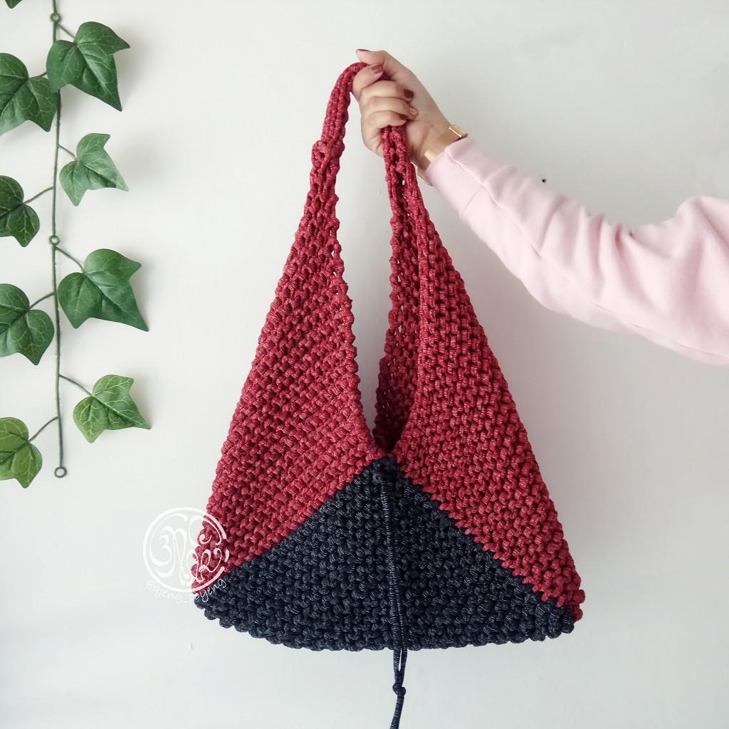 Ajeng Belajar Merajut: Bag/Purse