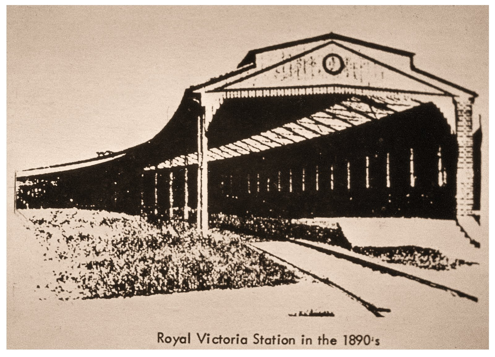 Royal Victoria Station RCY