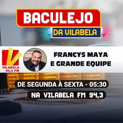 CLIQUE E OUÇA A RÁDIO VILABELA FM (SERRA TALHADA-PE)