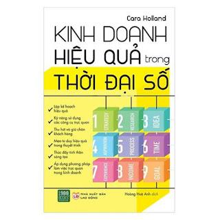 Cuốn Sách Kỹ Năng Làm Việc Để Thành Công: Kinh Doanh Hiệu Quả Trong Thời Đại Số ebook PDF-EPUB-AWZ3-PRC-MOBI