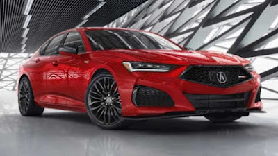 All New Acura TLX 202 Airbag Pertama di Dunia Mampu Reduksi Cedera Otak Saat Kecelakaa