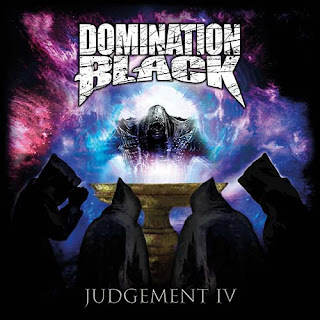 "Ο δίσκος των Domination Black - ""Judgement IV"""