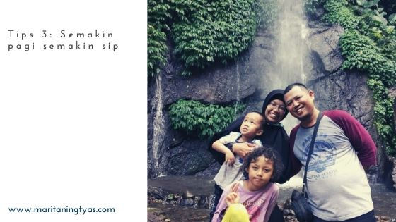 tips berwisata ke air terjun semirang 3