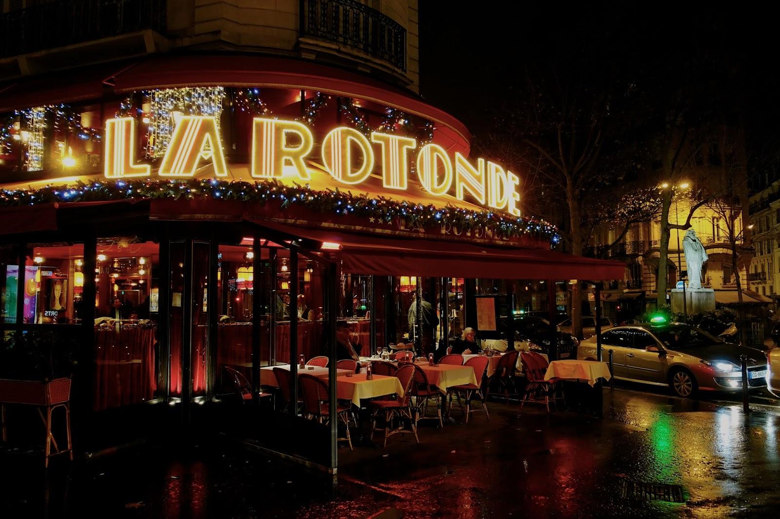 ラ・ロトンド モンパルナス(La Rotonde Montparnasse)