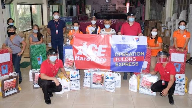 """Ace Hardware """"Operation Tulong Express"""" helps rebuild lives"""