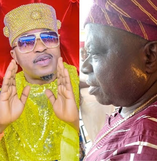 I Did Not Agbowu Of Ogbaagba,I'm Only Fighting Corruption In A Traditional Way - Oluwo Claims