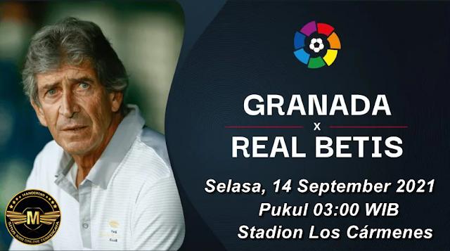 Prediksi Granada Vs Real Betis