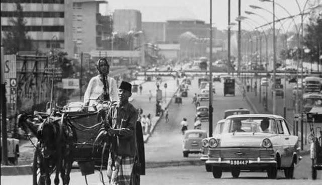 Suasana Indonesia Tahun 1960