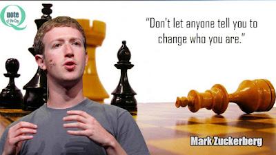Mark Zuckerberg Quotes on Leadership
