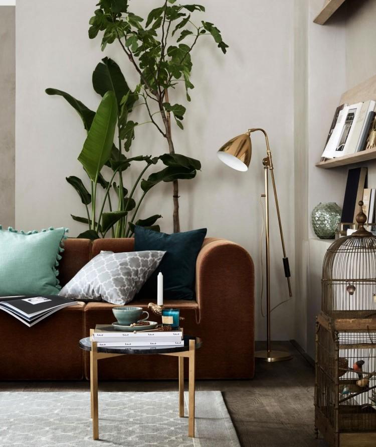 Interior crisp blog sur la d coration int rieure des visites de maisons et - H et m home collection ...