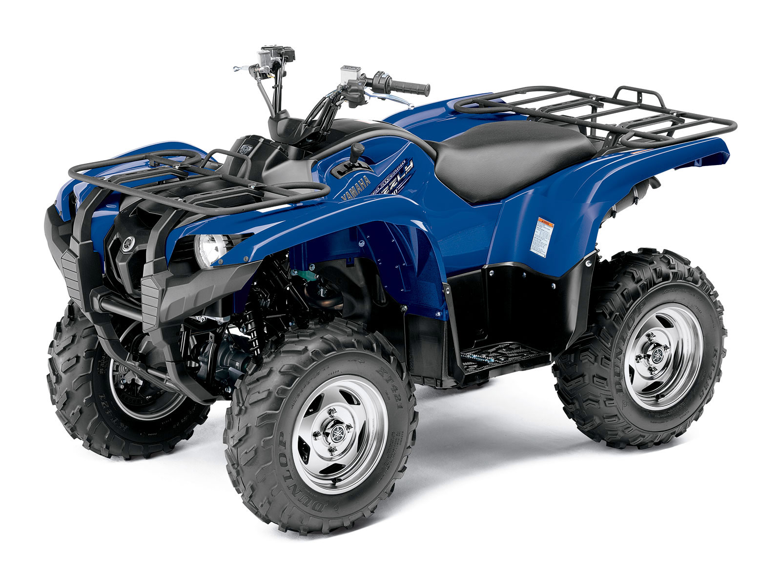 yamaha atv pictures 2011 grizzly 700 fi 4x4 eps. Black Bedroom Furniture Sets. Home Design Ideas